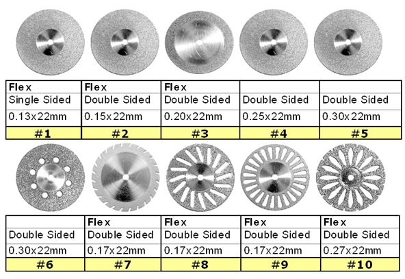 Disco de diamante discos ms dentec todo para el for Disco de diamante